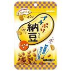 カンロ プチポリ納豆 しょうゆ味 18g 1袋