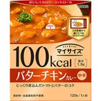 Yahoo! Yahoo!ショッピング(ヤフー ショッピング)大塚食品 マイサイズ バターチキンカレー 120g 1食