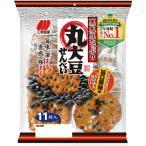 三幸製菓 丸大豆せんべい 醤油 1パック(11枚)