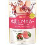 三井農林 日東紅茶 水出しアイスティー ピーチティー&ローズヒップ 1袋(12バッグ)