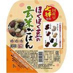 越後製菓 ほくほく豆の玄米ごはん 150g 1セット(12食)