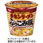 日清食品 チキンラーメン ぶっこみ飯 1セット(6食)