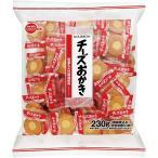 ブルボン チーズおかき 大袋 230g/袋 1セット(3袋)