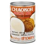 アライドコーポレーション チャオコー ココナッツミルク 400ml 1セット(24缶)