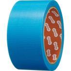 TANOSEE カラー養生テープ 50mm×25m 青 1セット(30巻)