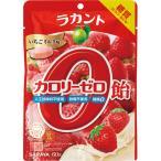 サラヤ ラカント カロリーゼロ飴 いちごミルク味 60g 1パック (お取寄せ品)
