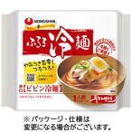 農心ジャパン ふるる冷麺 ビビン冷麺 159g 1食