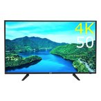 WiS 4K 液晶テレビ 50型(50インチ 50V) THD-50UGW   メーカー1年保証 代引不可