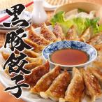 鹿児島 黒豚 餃子(お得な12個入×2パック・タレ付)(ギョーザ ぎょうざ)