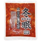 甘口 冬眠 キムチ 500g(冷凍)