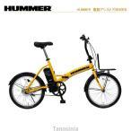 HUMMER 電動アシストFDB20EBミムゴ 自転車 THA