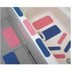 ショッピングお風呂 介護用品 お風呂ピタットシート 12枚入り 幅5×長さ20cmケアメデックス