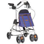 抑速機能付 歩行車 テイコブリトルF WAW03 リハビリ 歩行補助 高齢者用 介護用品