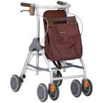 折りたたみ歩行車 テイコブリトルスリム WAW04 リハビリ 歩行補助 高齢者用 介護用品
