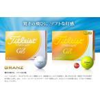 新品 タイトリスト GZ グランゼ 1ダース 12個入り 日本正規品  ゴルフボール
