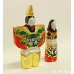 奈良の一刀彫雛人形・立雛4号