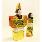 奈良の一刀彫雛人形・立雛5号