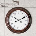 ショッピング壁掛け 掛け時計 壁掛け時計 おしゃれ アナログ 大きいサイズ 大型 ビッグ 壁掛け アンティーク インテリア 50cm 丸 レトロ 北欧