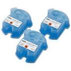 ブラウン CCR3CR クリーン&リニューシステム専用洗浄液カートリッジ(3個入り)