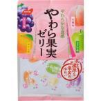 ノーベル製菓 E377663H 【ケース販売】ノーベル やわらか果実ゼリー 230g×6袋