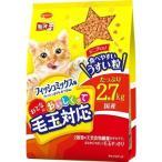日本ペットフード E418946H ミオ おとなのおいしくって毛玉対応 フィッシュミックス味 2.7kg