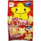 栗山米菓 E429086H 【ケース販売】Befco 星たべよ しお味 2枚×11袋×12個