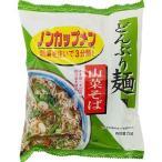 トーエー食品 E460487H トーエー どんぶり麺 山菜そば ノンカップメン 78g