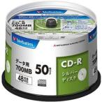 ��Ǽ���ܰ¡������֡ۻ�ɩ���إ�ǥ��� SR80FC50VS1 ��ǥ��� Verbatim CD-R 1��Ͽ�� 700MB �ǡ����� 48��® 50�祹�ԥ�ɥ륱����