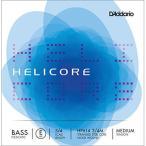 DADDARIO 0019954278137 Helicore ヘリコア ピチカート ベース弦E線 HP614