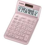 カシオ スタイリッシュ電卓ジャストサイズJF-S200(ピンク) JF-S200-PK-N
