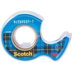 ds-2115109 (まとめ) 3M スコッチ あとではがせるテープ15mm×8m CA15-DS 1個 【×30セット】 (ds2115109)
