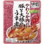 ds-2291820 ハウス食品 やさしくラクケアやわらか肉の豚と大根のうま煮 100g 1セット(40パック) (ds2291820)