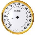 ds-2320998 クレセル 日本製 乾式 サウナ用温度計 壁掛け用  SA-150 (ds2320998)