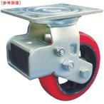 SAMSONG CASTER TP6886PCIBB SAMSONG スプリング機能付きキャスター 自在200mm 耐荷重400kg