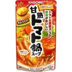 カゴメ E336704H カゴメ 甘熟トマト鍋スープ 750g