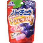 森永製菓 E364687H 【ケース販売】森永 ハイチュウプレミアム 赤ぶどう 35g×10袋