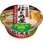明星食品 E451122H 【ケース販売】明星 低糖質麺 はじめ屋 糖質50%オフこってり 醤油豚骨味 84g×12個
