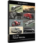 DOSCH DESIGN D3D-FUVEH DOSCH 3D: Future Vehicles (D3DFUVEH)