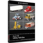 DOSCH DESIGN D3D-UV DOSCH 3D: Utility Vehicles (D3DUV)