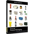 DOSCH DESIGN D3D-PRPA DOSCH 3D: Product Packaging (D3DPRPA)
