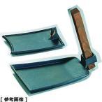 【納期目安:1週間】TKG (Total Kitchen Goods) QTU06003 SAアルミ陶板鍋くわ型小((特殊焼付塗装))