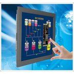 三菱電機エンジニアリング 17インチ TFTタッチパネルモニタ(1280x1024/D-Sub15Pin/アナログ抵抗膜方式) TSD-AT173-MN