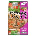 CMLF-1082468 アスザックフーズ スープ生活 パクチー香るトムヤムスープ 4食入り×20袋セット (CMLF1082468)