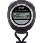 リズム時計 8RDA60DA02 ストップウォッチ060