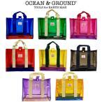 送料無料 プールバッグ 子供 男の子 女の子 小学校 おしゃれ オーシャンアンドグラウンド OAHU ocean&ground