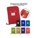 ショッピング母子手帳 オーシャン&グラウンド 母子手帳ケース GOODAY (ocean&ground)_1715909