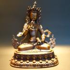 【仏像】金剛薩た(金剛薩タ) 銅製 24cm【送料無料】