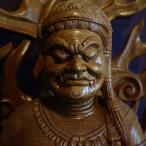 【仏像】不動明王(お不動さん・不動尊) 62cm【送料無料】