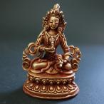 【仏像】金剛薩た(ヴァジュラサットヴァ)小さな仏像 6cm