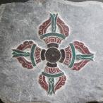 【装飾】羯磨 石製